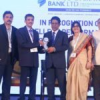 डिजिटल पहल के लिए एसवीसी बैंक को राष्ट्रीय भुगतान उत्कृष्टता पुरस्कार