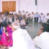 आचार्य डा. शिवमुनि के चातुर्मास में आत्म ध्यान साधना शिविर 29 से