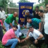 लायन्स क्लब लेकसिटी ने किया पौधरोपण