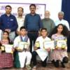 14वीं अंतर विद्यालयी देशभक्ति प्रतियोगिता शुरू, दो हजार बच्चें लेंगे भाग