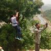 चीरवा के पास नए पर्यटन स्थल फूलों की घाटी का लोकार्पण