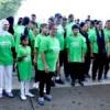 स्वास्थ्य जागरूकता को लेकर बंदूकवाला परिजन दौड़े मेराथन में