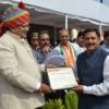 हिन्दुस्तान जिंक जीएसटी के लिए सम्मानित