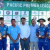 ट्रुली इंडिया व पेसिफिक मेडिकल्स जीते मैच
