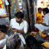 सीडब्ल्यूसी सदस्य रघुवीर मीणा ने किए बोहरा गणेशजी के दर्शन