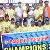 सरस्वती नर्सिंग पेसिफिक प्रिमियर लीग चैम्पियन