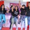 राजस्थान विद्यापीठ में रेम्प पर छात्रों ने मचाई धमाल