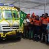 28 गावों के लिए निशुल्क चिकित्सा मोबाइल वेन का शुभारंभ