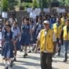 सामाजिक बुराईयों के खिलाफ लायन्स लेकसिटी ने निकाली रैली
