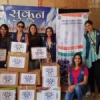 खुशी परियोजना के तहत निर्धनों के लिये दिये 550 उपहार