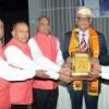 रंगारंग संास्कृतिक कार्यक्रम के साथ तपस्वियों का सम्मान