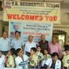 रोटरी बाल स्वास्थ्य परीक्षण शिविर में 306 बच्चों की जांच