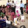 लायन्स लेकसिटी ने गरीबों के घरों में रोशन की दिवाली