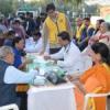 गुलाबबाग स्वास्थ्य शिविर में 278 रोगियों की हुई जांच