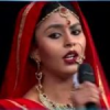 उदयपुर की खुशी दिखी इंडियन आइडल में