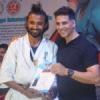 उदयपुर के दो कूडो खिलाड़ियों ने जीता अक्षय कुमार अवार्ड