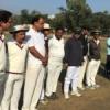 उदयपुर टेक्स बार एसोसिएशन द्वारा सद्भावना क्रिकेट सीरिज प्रारम्भ
