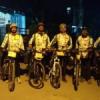 विवेकानंद विचार साइकिल यात्रा का उदयपुर पहुंचने पर स्वागत