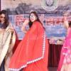 गुरू नानक गर्ल्स काॅलेज में पनिहारिन का समापन