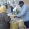 सूखी सब्जियां बन रही आकर्षण का केन्द्र