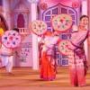 लोक वाद्यों की ''झंकार'' ने एक भारत श्रेष्ठ भारत का कराया एहसास