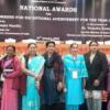 हिन्दुस्तान जिंक राष्ट्रीय आंगनवाड़ी अवार्ड से सम्मानित