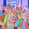 तुलसी निकेतन रेजीडेन्शियल स्कूल का वार्षिकोत्सव