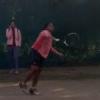 ओपन एवं जूनियर लान टेनिस के एकल व युगल मुकाबले