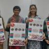 ग्लोबल मेन्टरिंग वाॅक 10 को, पोस्टर लान्च
