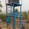 जिंक द्वारा कानपुर गाॅंव में पहुॅंची पेयजल सुविधा